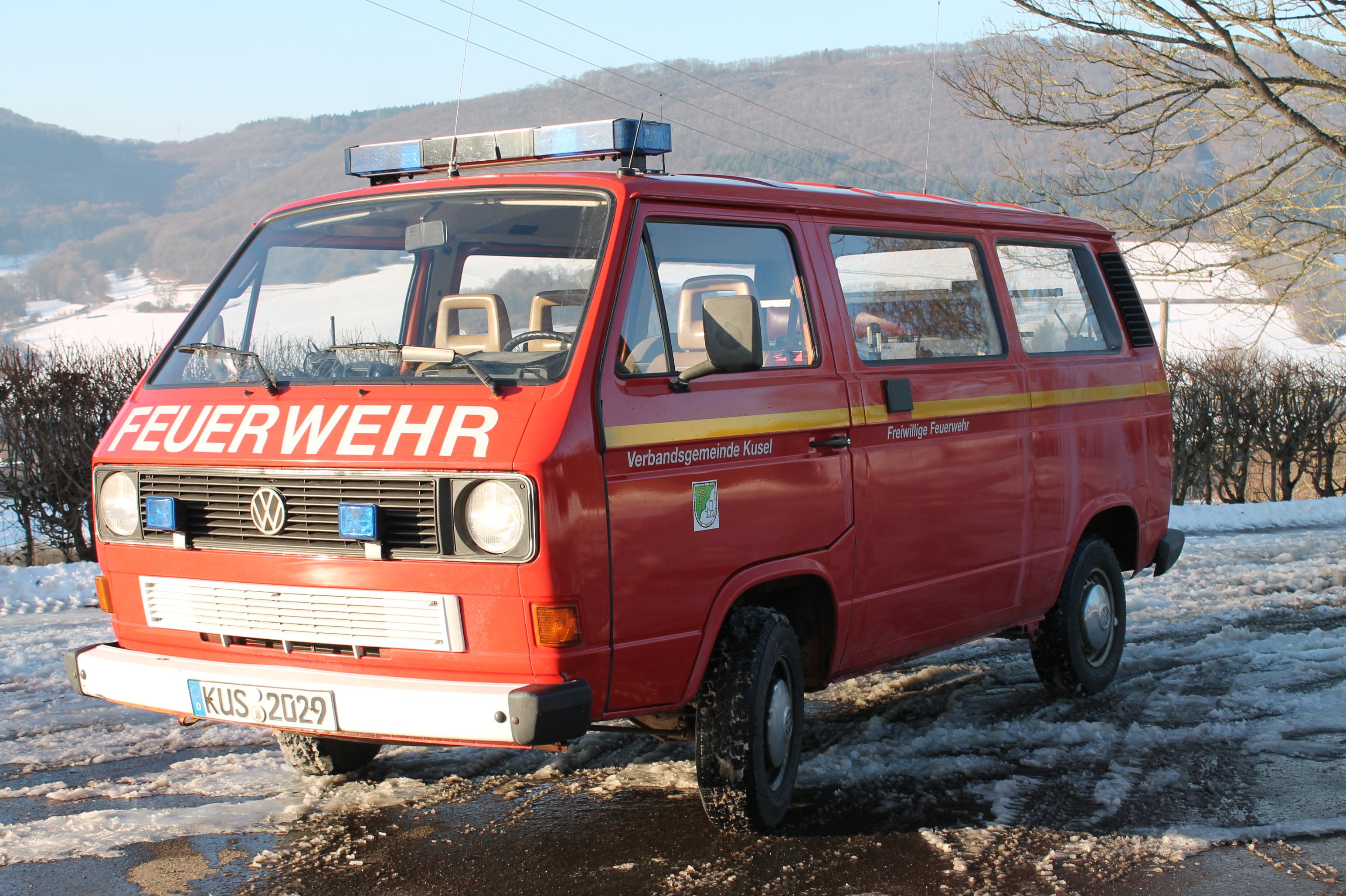 KdoW(Feuerwehr Kusel)