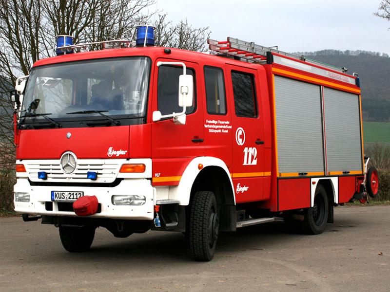 HLF 16/12(Feuerwehr Kusel)