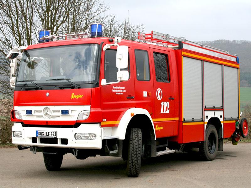 LF 20/20(Feuerwehr Kusel)