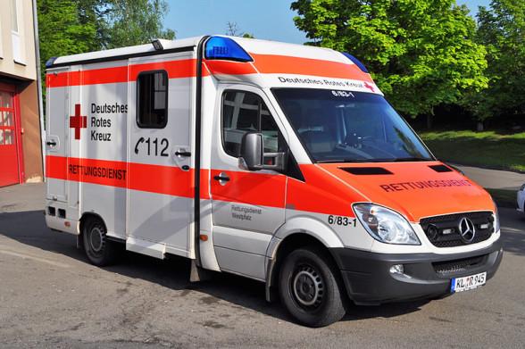 Rettungswagen(Rettungsdienst)
