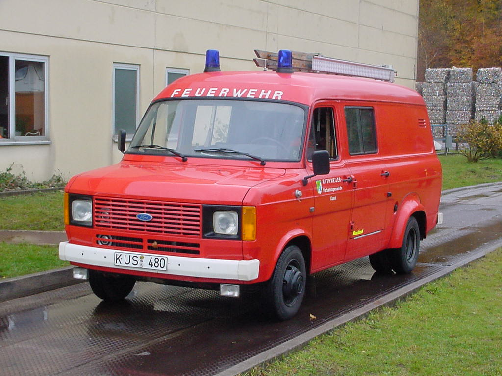 TSF(Feuerwehr Ruthweiler)