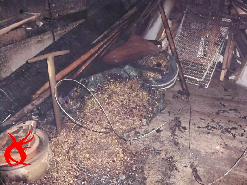 B3 - Brandeinsatz - allgemeiner Brand