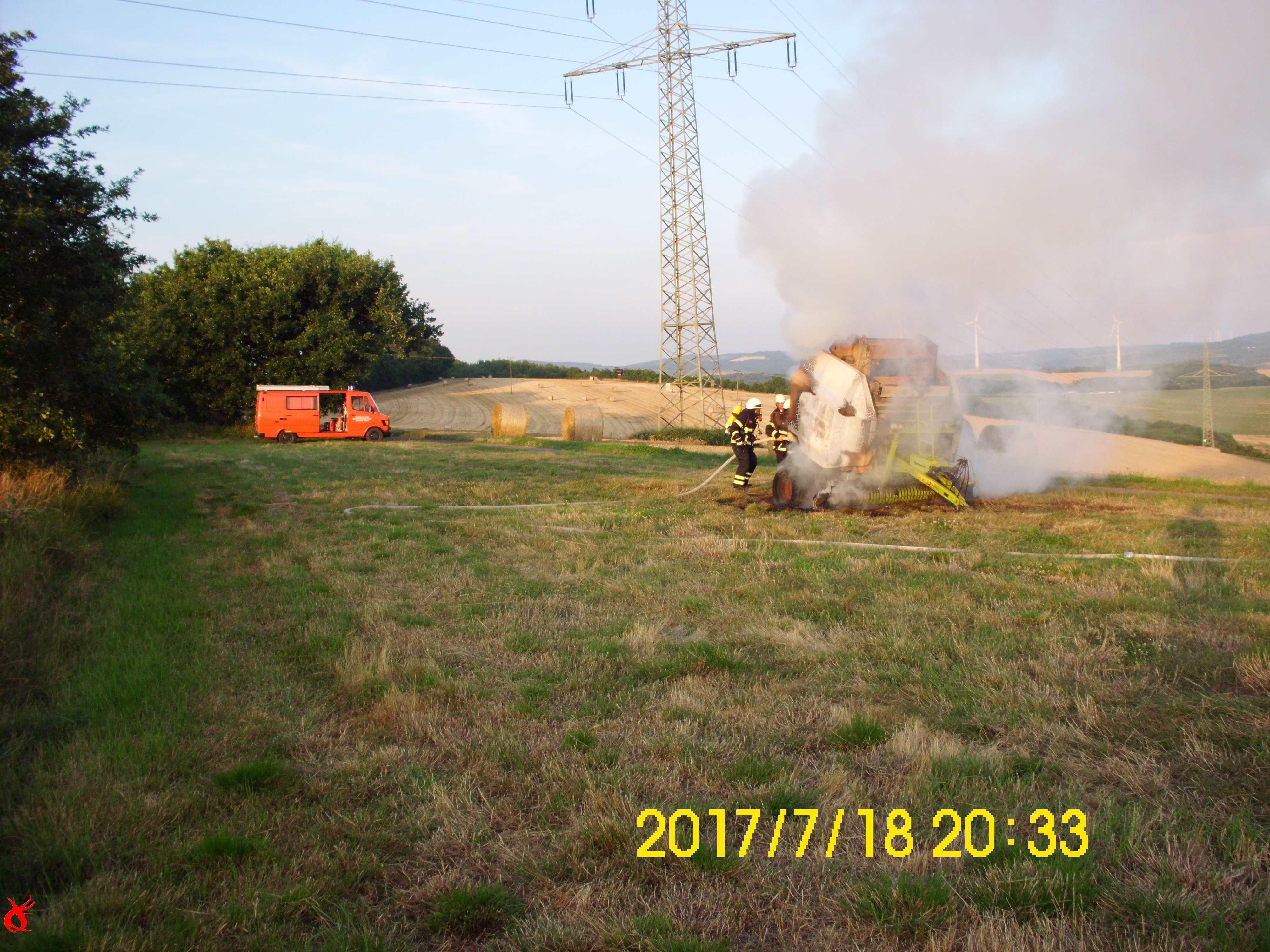 B1 - Brandeinsatz - Kleinbrand