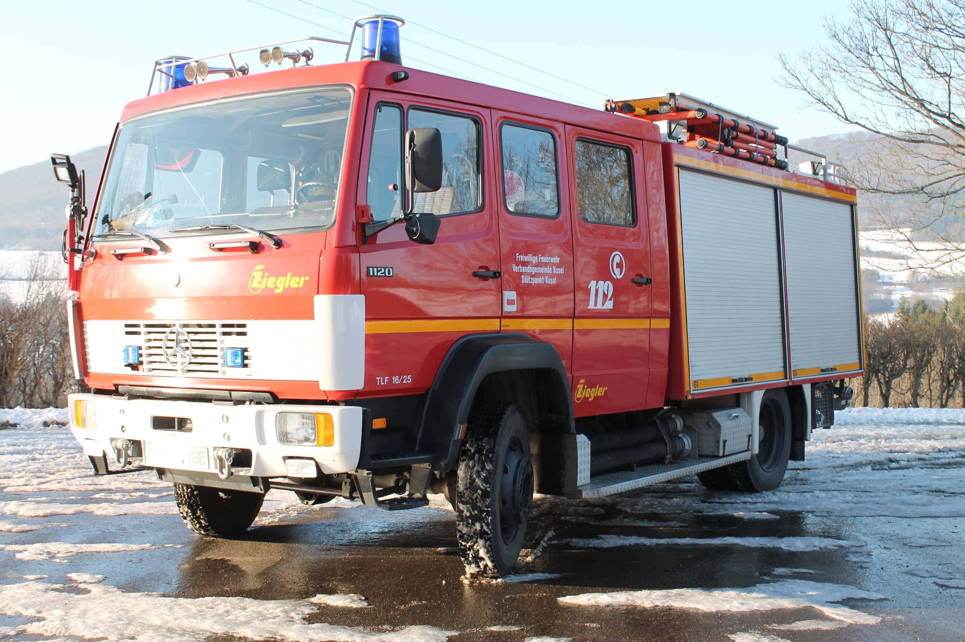 TLF 16/25(Feuerwehr Kusel)