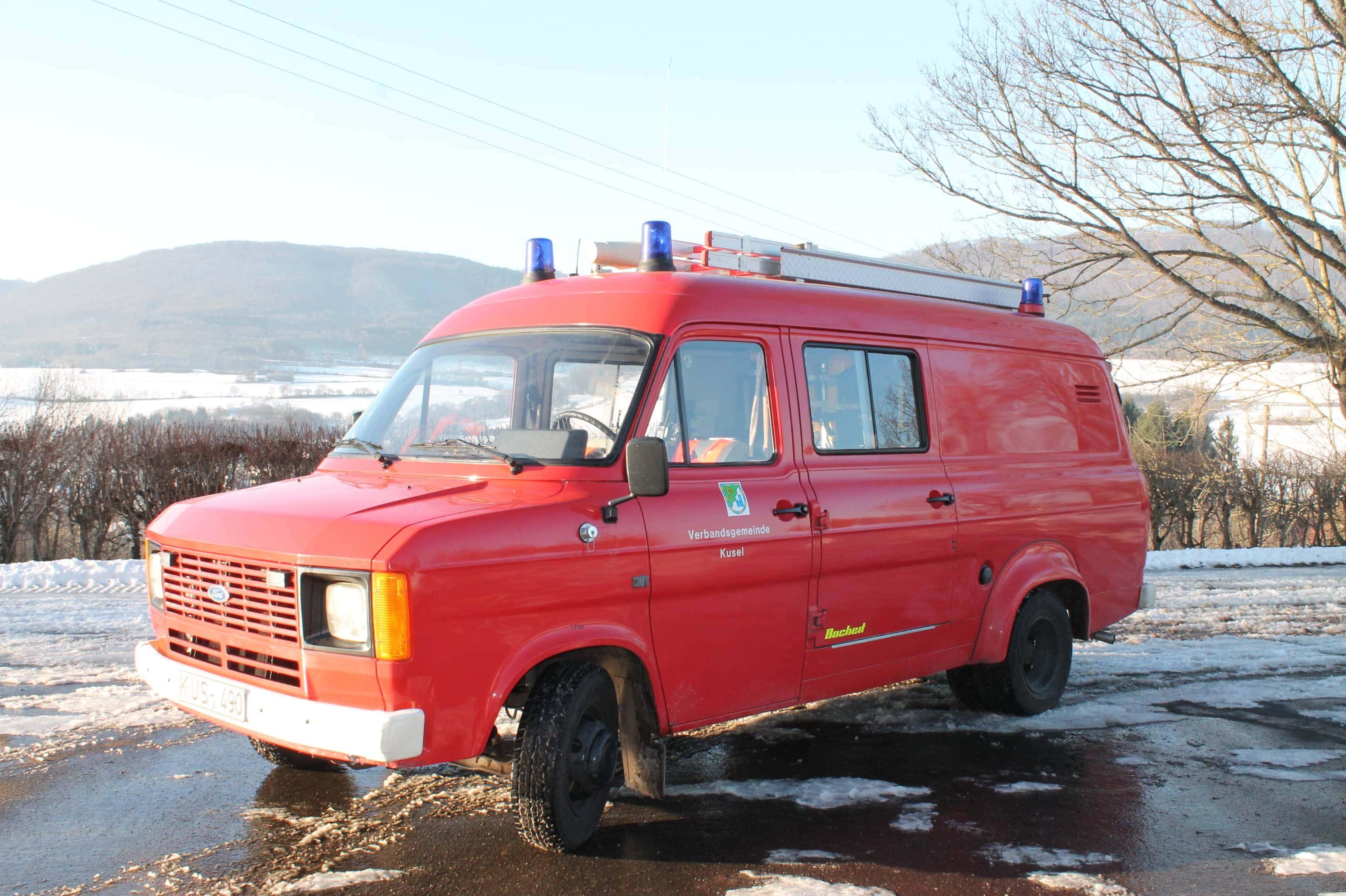 TSF(Feuerwehr Kusel)