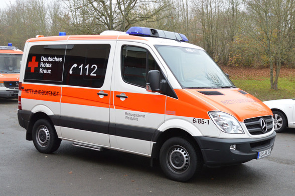 Krankentransportwagen(Rettungsdienst)