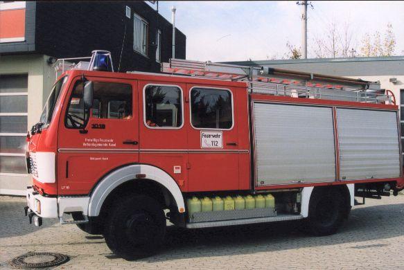 LF 16(Feuerwehr Thallichtenberg)