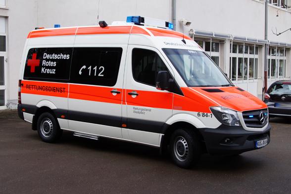 Notfall-Krankenwagen(Rettungsdienst)