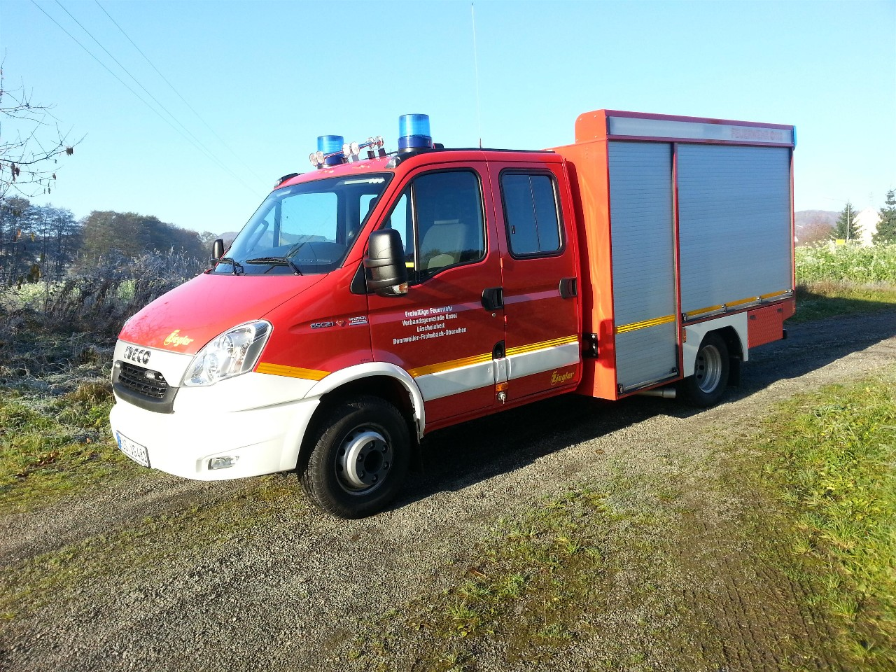 TSF-W(Feuerwehr Theisbergstegen)