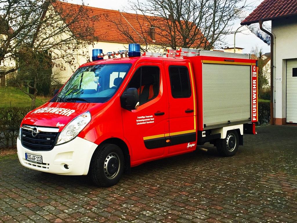 TSF(Feuerwehr Reichweiler)