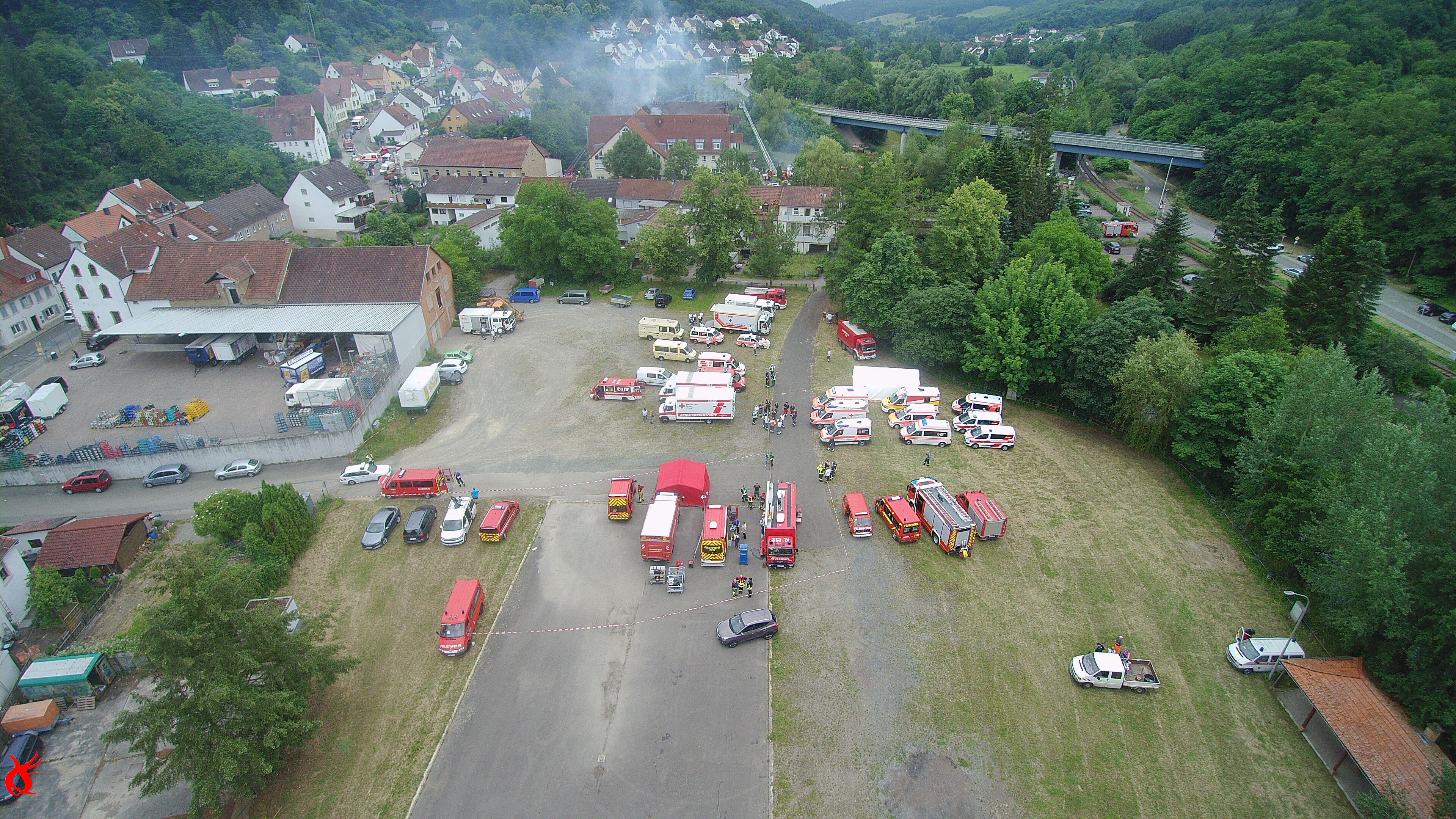 B4 - Brandeinsatz - Großbrand