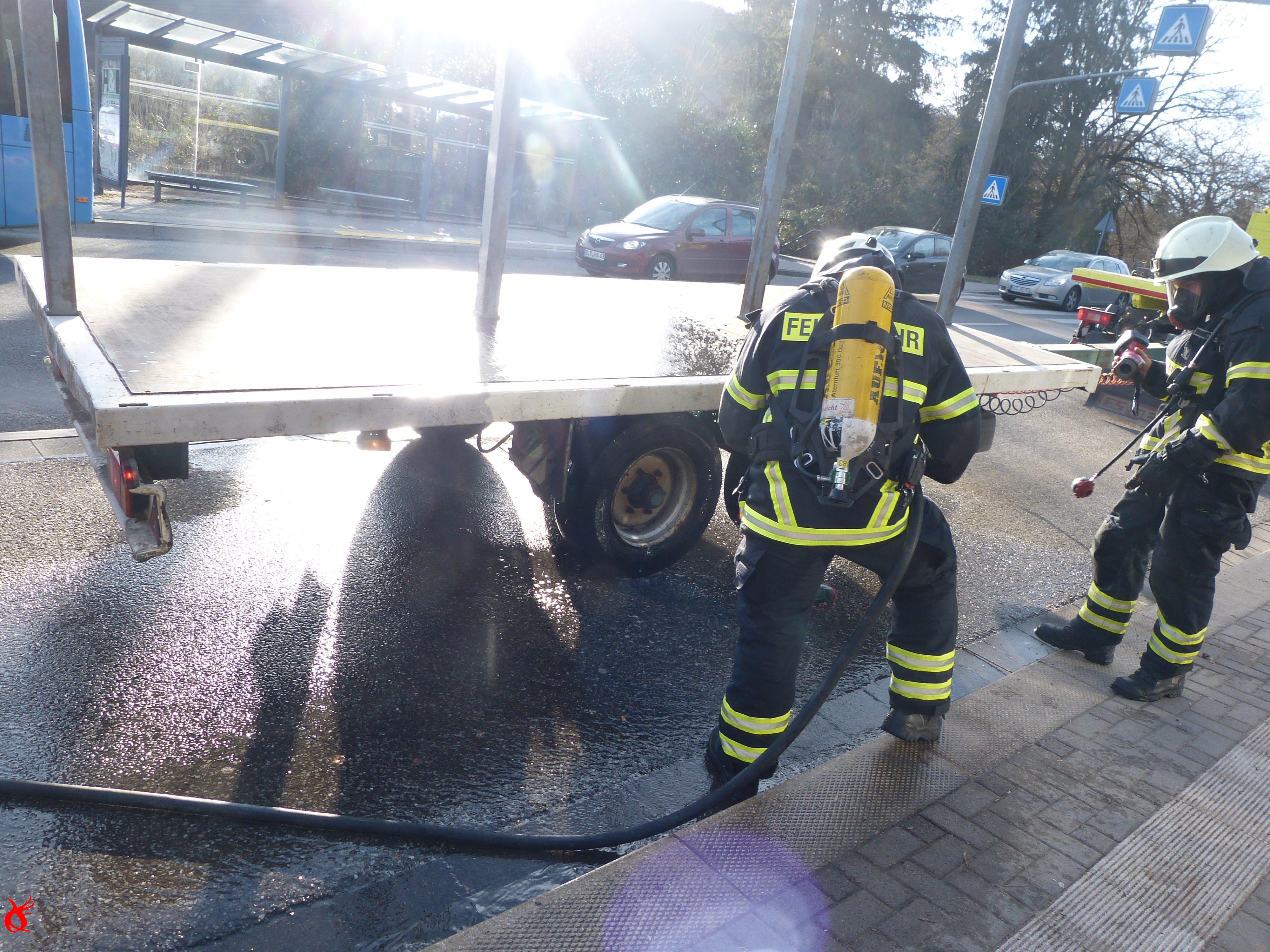 B2 - Brandeinsatz - Mittelbrand