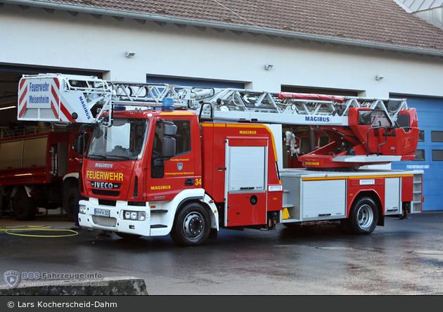 DLK Meisenheim(Feuerwehr Meisenheim)