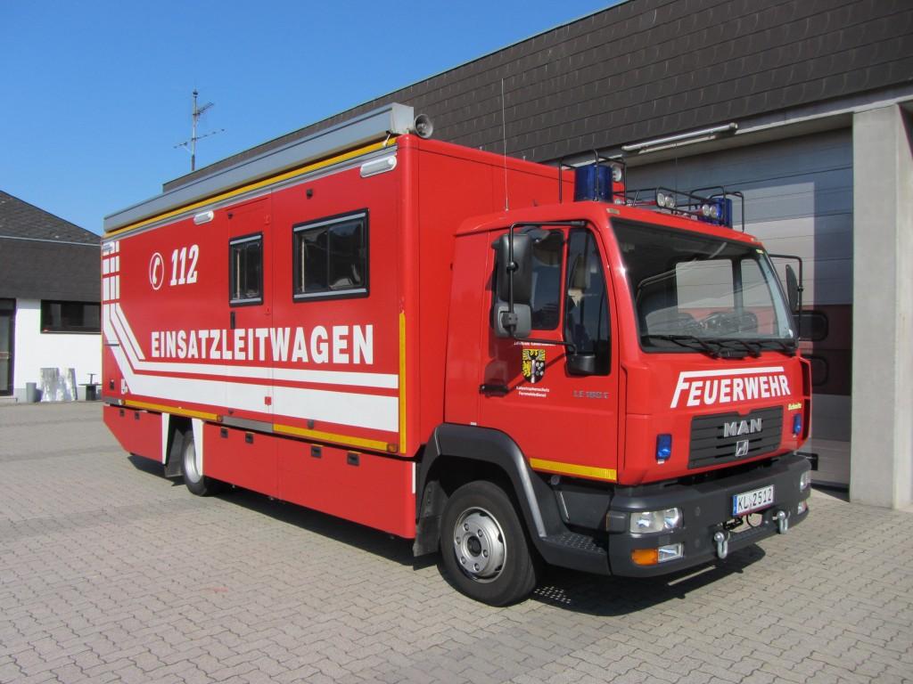 ELW 2(Feuerwehr Ramstein-Miesenbach)